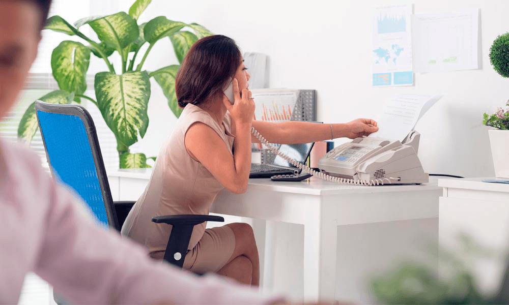 fax virtual